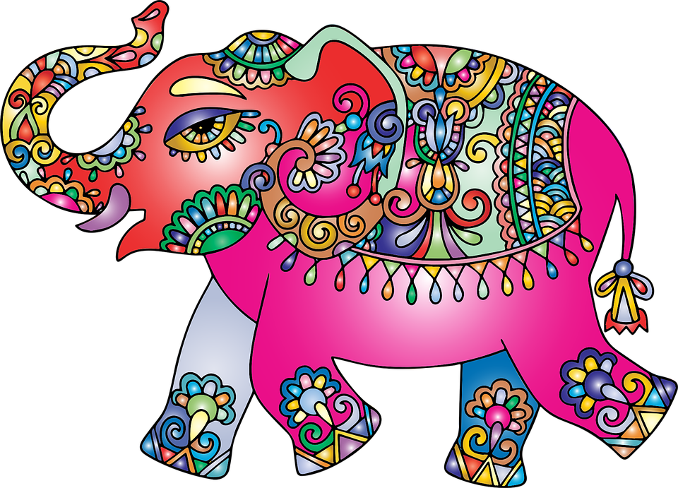 De olifant benoemen zonder alle klappen te krijgen