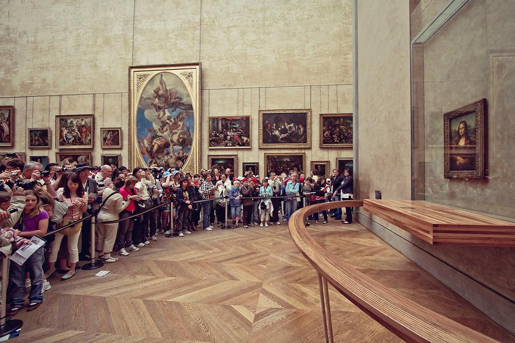 Lang van stof en hoe Mona Lisa kan helpen